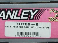 "$79.00!! This is a New Set of 8 2.02"" Manley Street Flo"