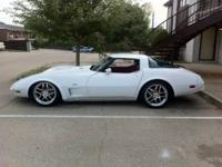 1979 Corvette pro touring. Tons of new parts.