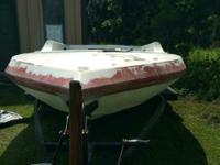 Project boat that don't have time for. Boat hull is