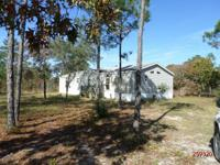 Great 3 bedroom 2 bath on 5 acres in very peaceful,