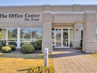 COMPLETE SERVICE OFFICE SUITES @ The Point.  Consisted