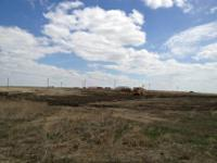 COMMERCIAL ZONED LAND SIMPLY OFF HWY 85. ACCEPTED,