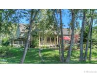 Secluded Rural Estate. 8 miles to Boulder and Longmont.