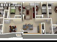 Rent:$799 Per Person Monthly Installments Starting at