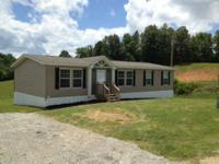 1456 SQ. FT., 3 BEDROOM/2 BATH HOME ON 2 1/2 ACRES,