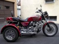 1979 CBX Custom Trike-One of a Kind Show Winner This is