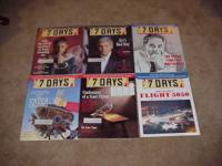 THE MEDIA BUSINESS; 7 Days Magazine Is for Sale Just