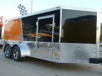 7 x 14 Haulmark Low Hauler Motorcycle trailer,