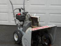 For Sale 7hp, Electric Start, Simplicity Snowblower,