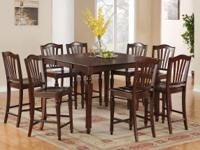 chairs dinettes table warehouse room accentsThe