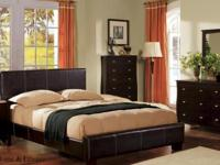 The Uptown bedroom collection was made to add