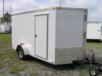 This NEW trailer is perfect for many uses! Call (352)