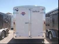 7x14 cargo trailer with side door!Vin: 18820NATION WIDE
