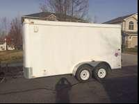 I need to upgrade to a bigger trailer so I'm selling my