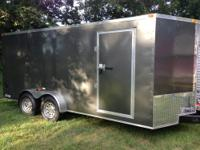 Trailer is loaded W/extra options. Located in Windsor
