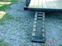 TRAILER IN EXCELLENT CONDITION WITH NEW TIRES PLUS PULL