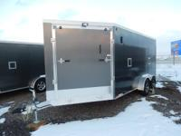 2014 Legend 7x19 Thunder Enclosed Snow/ATV Trailer--