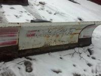 I have an 8'-10' Blizzard power wing snow plow for