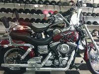 We are selling a 2003 Dyna Wide Glide. This bike has