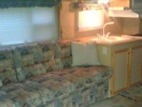 2005 Jayco Feather light Travel Trailer, good