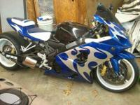I have a 2005 gsxr750 for sale or trade. It has a SB