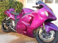 i have a 2007 hayabusa. super clean with only 5136 mis.