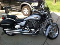 2005 Victory Kingpin Deluxe asking price $8,000.00Up
