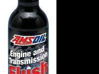 AMSOIL Engine and Transmission Flush was launched in