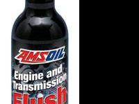 AMSOIL Engine and TransmissionFlush was launched in