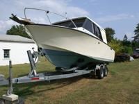 "1983 Delta 25'Long and 8'3"" Wide-Custom Built Fully"