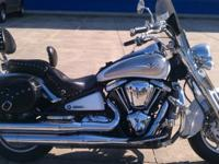 2007 KAWASAKI VULCAN 2000 LT.LOADED & SWEET.122 CUBIC