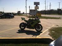 2008 ninja 1000, has ecu upgrade and micron exhaust..