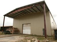 8,400 +/- SF Industrial Space for Lease. Community