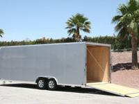 BECKER CUSTOM TRAILERS See Our Website