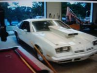 75 MONZA W/355 ENGINE. A POWERGLIDE 2-SPEED TRANNY ,