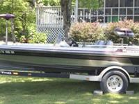 1987 Ranger Bass Boat 374V. Mr. Type A owned this boat