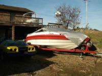 I HAVE A 1999 BRYANT 23 feet SKI BOAT, VERY NICE