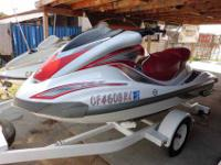 (2) 3-seater Jet Skies PWC for sale are in great