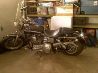 $8500.00 OBO 2003 100th anniversary Dyna Low Rider Low