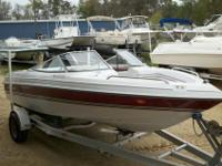 For sale is a very nice Four Winns 180 Horizon SE. This