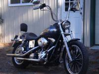 This is a mint 100th anniverary edition 2003 HARLEY