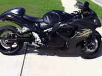 I have a 2008 Suzuki Hayabusa. The bike is extremely