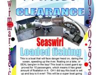 1999 Seaswirl 210 Cuddy DA3586Huge water tank addedfish