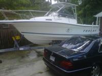 1999 Trophy Bayliner 2352 - $8500.00 (Petersburg) 1999