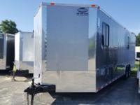 OVERSTOCK SALE on this heavy duty trailer!! It's here