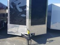 We are overstocked and offering this large trailer at a