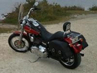 2010 Harley Davidson Dyna Super Glide Custom (FXDC)**