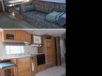 689979 - Travel Trailer with large slide-out w/awning;
