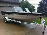 Must Sell!! Please make best offer. - 2000 Crestliner