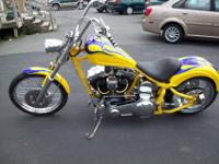 2010 Spencer Bowman Custom with low miles. Has a 88